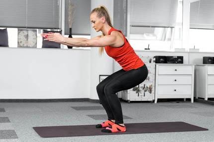 PILATES Legs & Glutes 1 - Basic