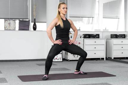 PILATES Legs & Glutes 3 - Basic
